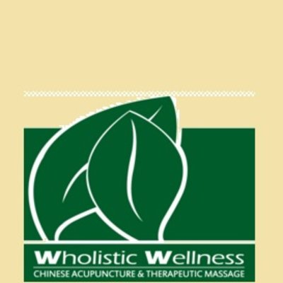 Wholistic Wellness Chinese Acupuncture & Massage