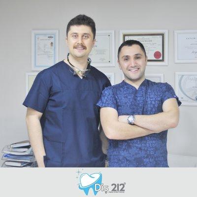 Diş 212 - Dental Aesthetic Facility