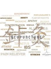Acupuncture consultation - Perrine de Montard Acupuncture