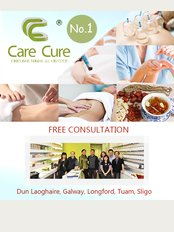 Care&CureAcupuncture&ChineseMedicine Dun Laoghaire - 53 Lower George Street, Dun Laoghaire, Co Dublin, A96X7K2,