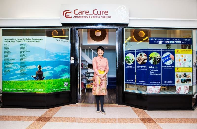 Care Cure Acupuncture & Chinese Medicine Dublin