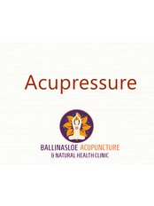 Acupressure - Ballinasloe Acupuncture and Natural Health Clinic