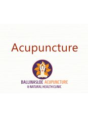 Acupuncturist Consultation - Ballinasloe Acupuncture and Natural Health Clinic