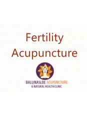 Fertility Acupuncture - Ballinasloe Acupuncture and Natural Health Clinic