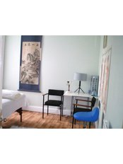 Treatment Room - The Acupuncture Clinic