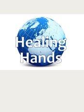 Healing Hands at Basford Clinic - Healing Hands Logo
