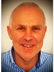 Mr Martin Grasby - Practice Therapist at The Traditional Acupuncture Centre