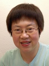 Mrs Zhaolin Ding - Practice Therapist at The Traditional Acupuncture Centre