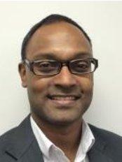 Dr Sanjeeva Kariyawasam - Surgeon at Upper GI West