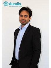 Mr Shadab  IMTIYAZ AHMAD M.D., M.Sc. (Aesthetic Plastic Surgery), - Surgeon at Auralia - Kilkenny