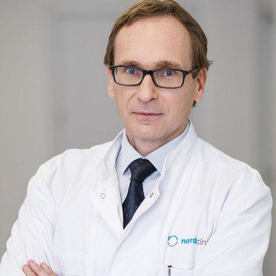 Prof Almantas Maleckas
