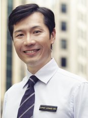Dr Leonard Ang - Ophthalmologist at Raffles Place  Specialist Medical Centre