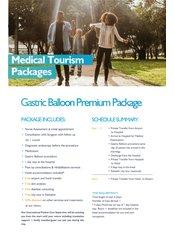6 Months Gastric Balloon - Private Eski̇sehi̇r Anadolu Hospital