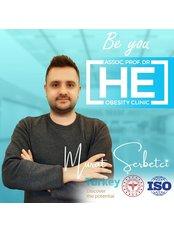 Herr Murat Serbetci - Internationaler Patientenkoordinator - Magen Verkleinerung Istanbul