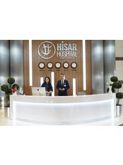 Hisar Intercontinental Hospital - Saray Mah. Site Yolu Cad. No:7, Ümraniye, Istanbul, 34768,  0