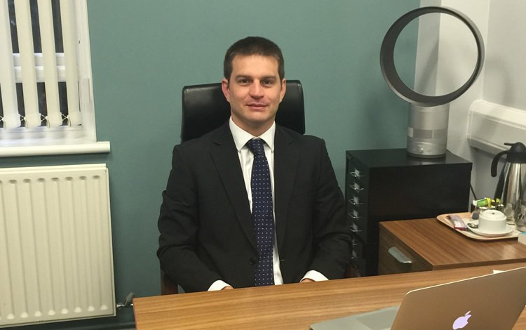 Dr. Nick Carter BMI The Hampshire Clinic