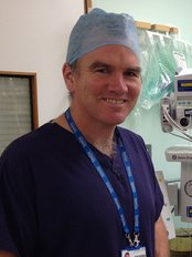 Dr Harry Akerman -  at Southampton Anaesthetists Services Ltd