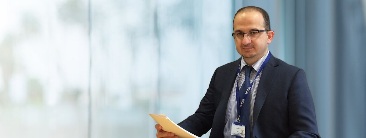 Dr. Ali Alhamdani - The Whittington Hospital