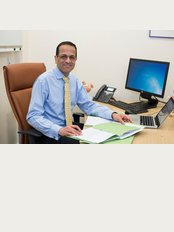 Abeezar Sarela - Spire Hospital - Mr Abeezar I Sarela MSc MS MD FRCS, Consultant Surgeon