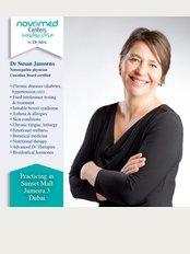 Novomed Centres - Dr Susan
