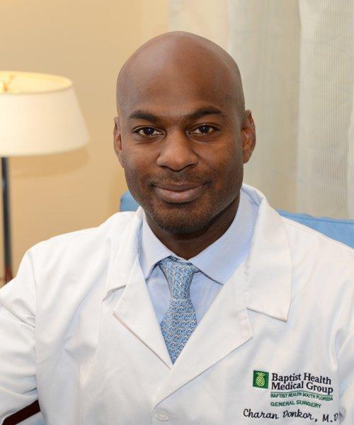 Dr. Charan Donkor-SOUTH MIAMI HOSPITAL