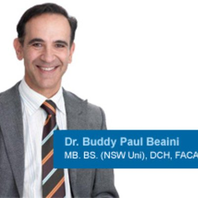 Dr Buddy Paul Beaini