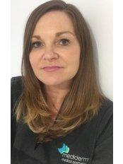 Mrs Beverley Henderson -  at Mediderm Medical Aesthetics