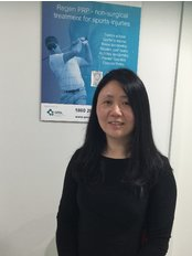 Dr Emily Gong - Doctor at Ezyhealth Cosmetic Skin and Body Clinic