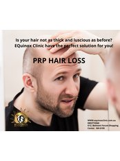 Hair Loss Treatment - Equinox Beauty and cosmetic clinic