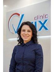 Radoslava Radeva - Administration Manager at Varix Clinic - Venous laser center
