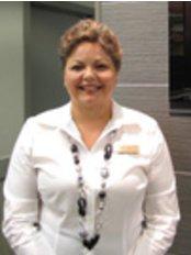 Ms Helen - Receptionist at Dr. Derek Woolner - Northwest Dermatology and Laser Centre