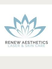 Renew Aesthetics Laser & Skin Care - 301 A, 1167 Kensington Crescent NW, Calgary, Alberta, T2N 1X7,