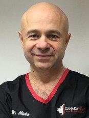Canada Vein Clinics - Moncton - Dr. A. Matz