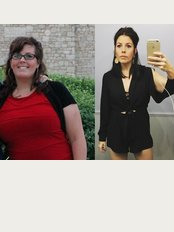 Skin Vitality Medical Clinic - Kitchener - Weight Loss Before & After