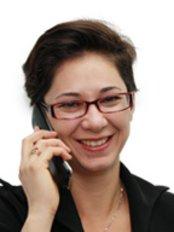 Ms Georgiana Butucariu - Receptionist at Clinique Laser Esthétique de Québec