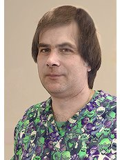 Dr Dmitrii Fedorov - Doctor at Vita Clinika