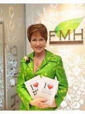 Deborah Sims - Manager at The Face Magic Haven