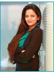 Dr Akanksha Shah - Administration Manager at Cutis Skin Studio - Hill Road
