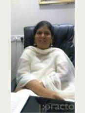 Dr T Uma Devi - Satya Sridevi Enclave opp. Harsha Labs, III Lane Dwarakanagar, Visakhapatnam, 530016,