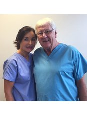 Prof. Frank Brady & Nurse Anne - Oral Surgeon at Anne Hegarty, Cosmeticare