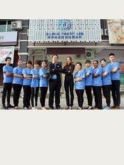 Klinik Terry Lee - the motivated crews~
