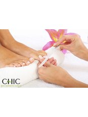 Pedicure - CHIC Med-Aesthetic Clinics