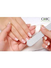 Manicure - CHIC Med-Aesthetic Clinics