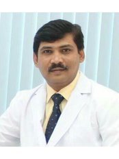 Dr Santhosh  Shivaji - Ophthalmologist at Ayaan Health Center
