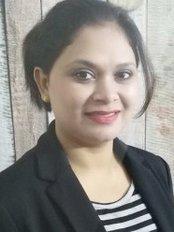 Ms Komal Tariq -  at Dr Neelam Ayub