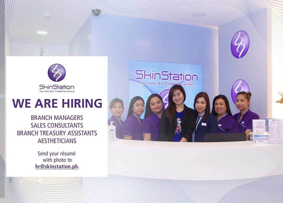 Skin Station - SM Mall of Asia