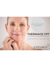 Thermage™ Non-Surgical Facelift (900 SHOTS) - Vidaskin Medical and Aesthetics Clinic