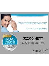 Radiesse™ Hand Fillers  - Vidaskin Medical and Aesthetics Clinic