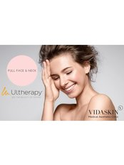 Ultherapy - High-Intensity Focused Ultrasound (500 LINES) - Vidaskin Medical and Aesthetics Clinic
