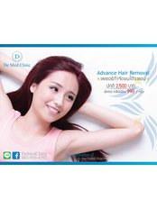 Laser Hair Removal - DeMed Clinic